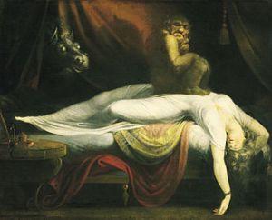 The Nightmare - Fuseli