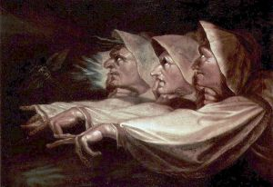 Witches Three - Fuseli