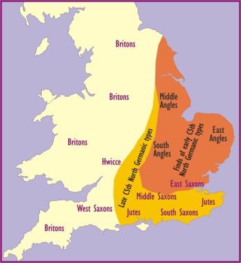 C5th Eastern Britain