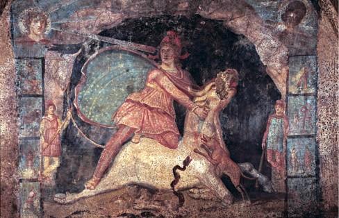 Mithras Supplement, Marino