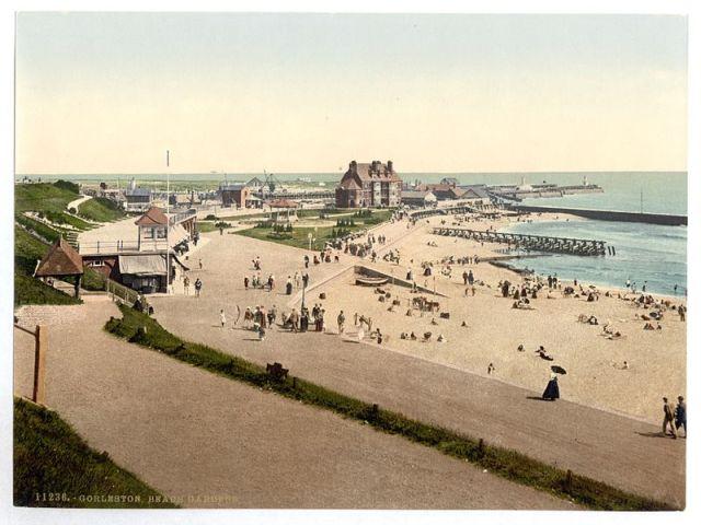 Gorleston 1905