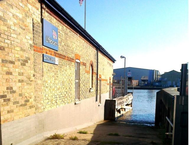 RNLI Gorleston Boathouse