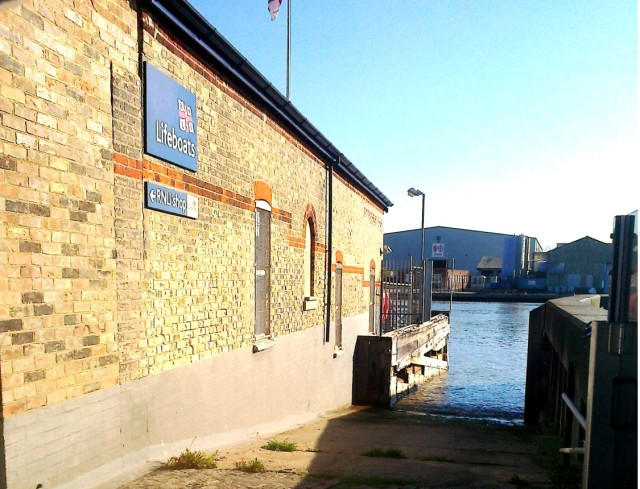 RNLI Gorleston Boathouse