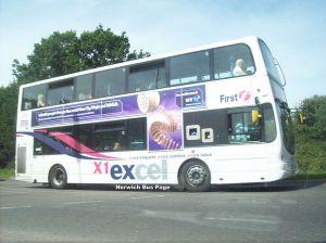 First Bus - X1