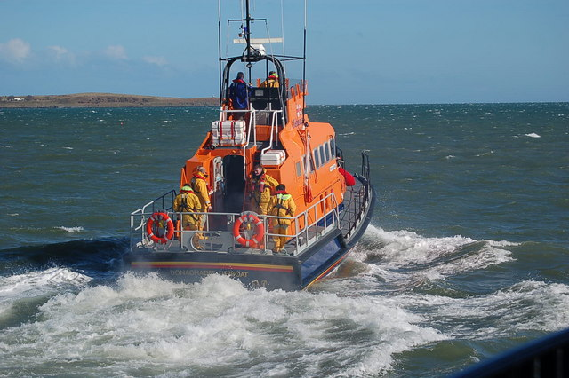 Gorleston Lifeboat