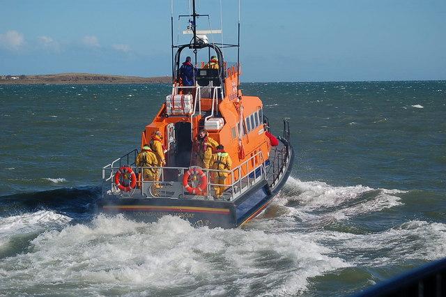 Gorleston Lifeboat