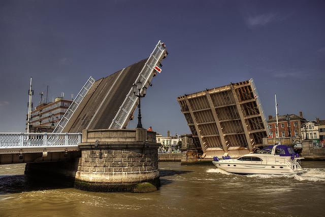 Haven Bridge - opened