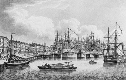 Old Haven Bridge c.1800