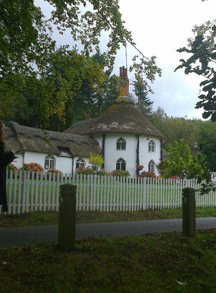 Beehive Cottage, Ringland Lane