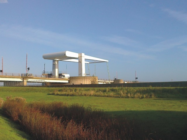 Breydon Bridge View 1