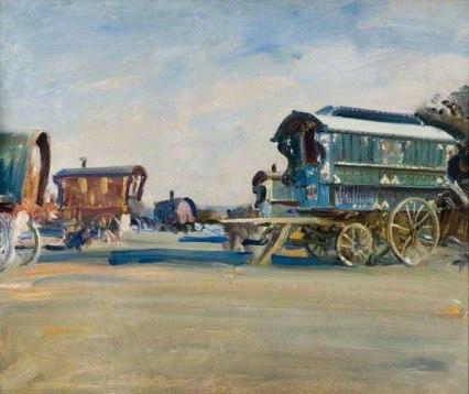 Munnings Gypsy Caravans