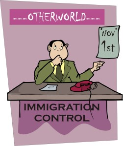 Otherworld Immigration Control