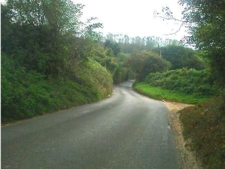 Road to Easton