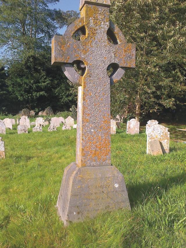 St Furseys Cross