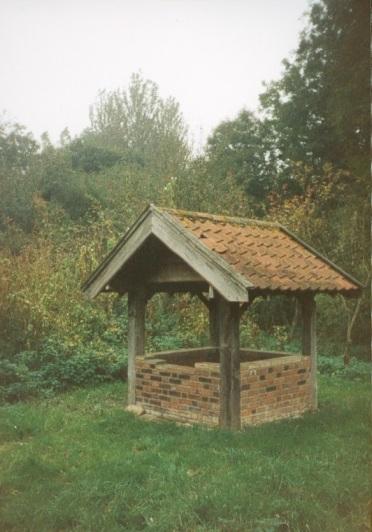 St Walstan's Well, Bawburgh
