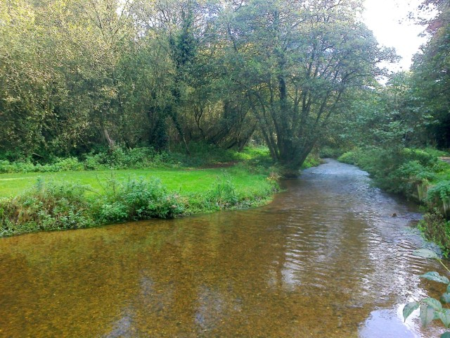 River Tud at Gunton RG Costessey