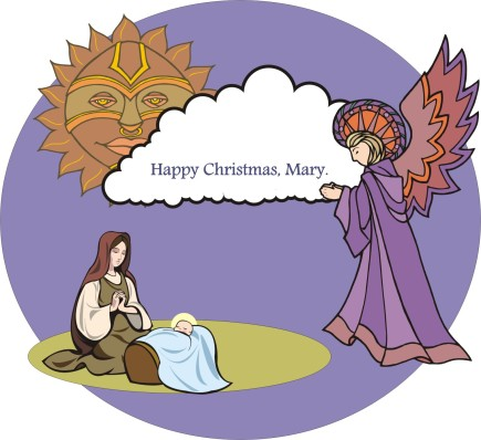 Happy Christmas, Mary
