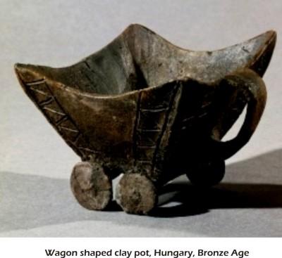 Cultic Clay Wagon