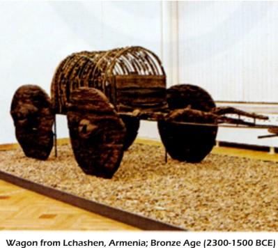 Lchashen Wagon