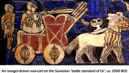 Sumarian War Cart