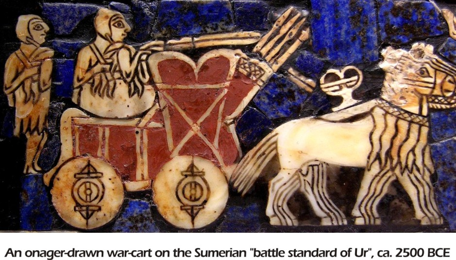 Sumarian War Cart