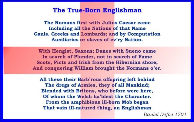 Poem for St George
