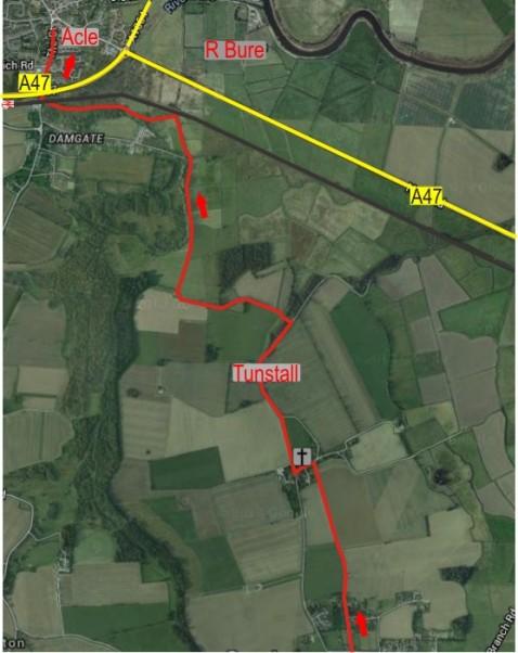 Stage 3: the last 4 miles