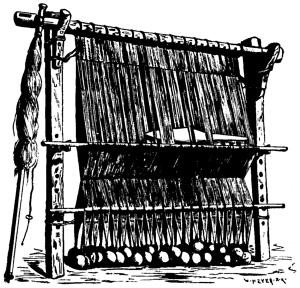 primitive loom