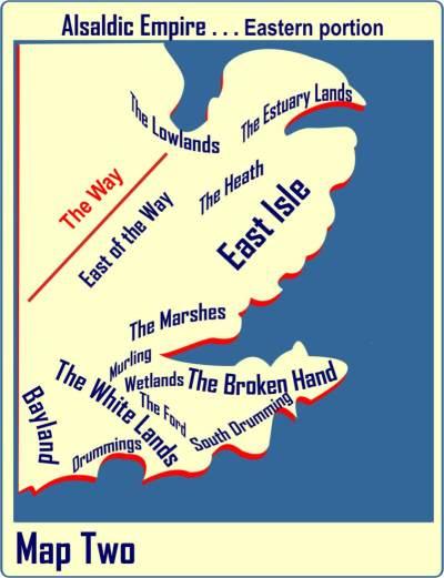 Alsaldic Empire Map 2