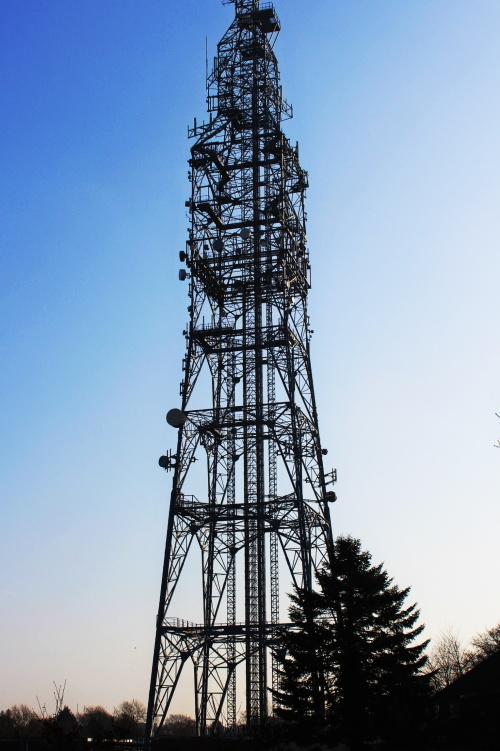 BT Radio mast at Upper Stoke/Poringland