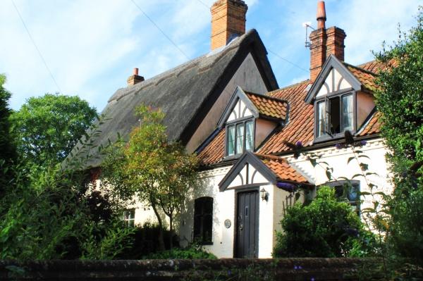 Saxlingham Street View 2