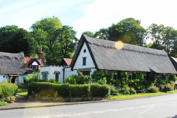 Saxlongham street view 1