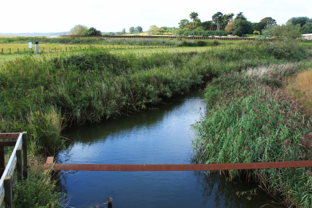 Dunwich River towards Dunwich