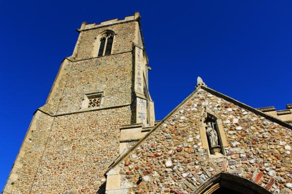 St Helens church Ranworth
