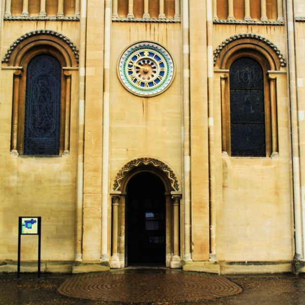 Norwich Cathedral South Entrance