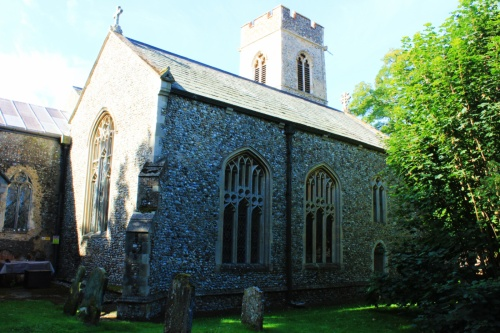 St Mary's Church, Saxlingham