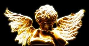 angel by The Digital Artist