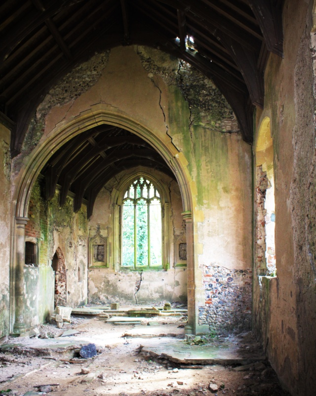 St Petes church North Burlingham