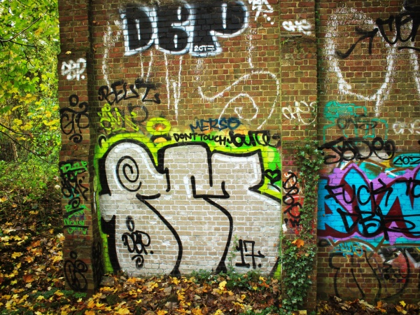 Mousehold Graffiti