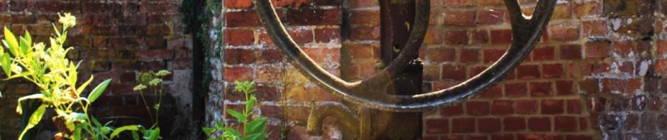 Sparham village well and pump
