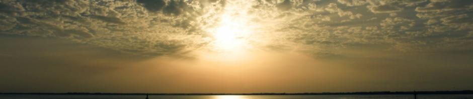 Sunset on Breydon