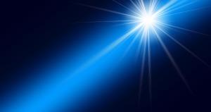 blue star by geralt