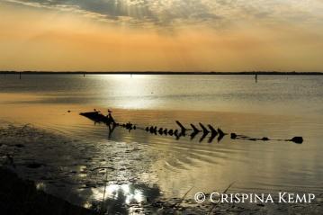 sunset wreck 1
