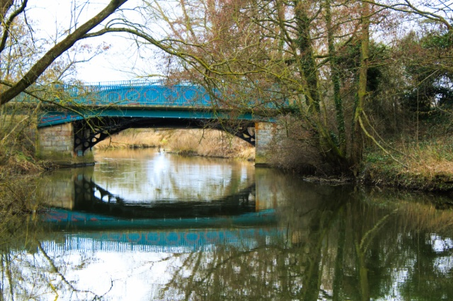 Bridge Over the Wensum