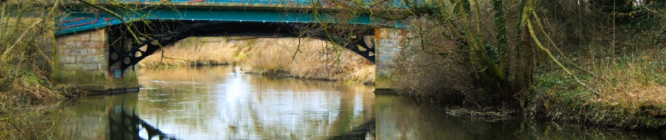 Bridge Over the Wensum