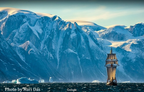 Greenland by Hari Das