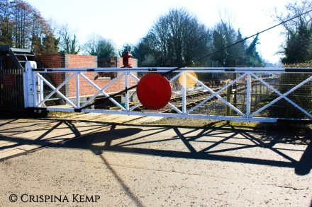 Wymondham Level Crossing