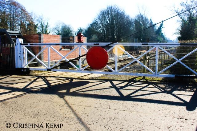 Wymondham Level Crossing