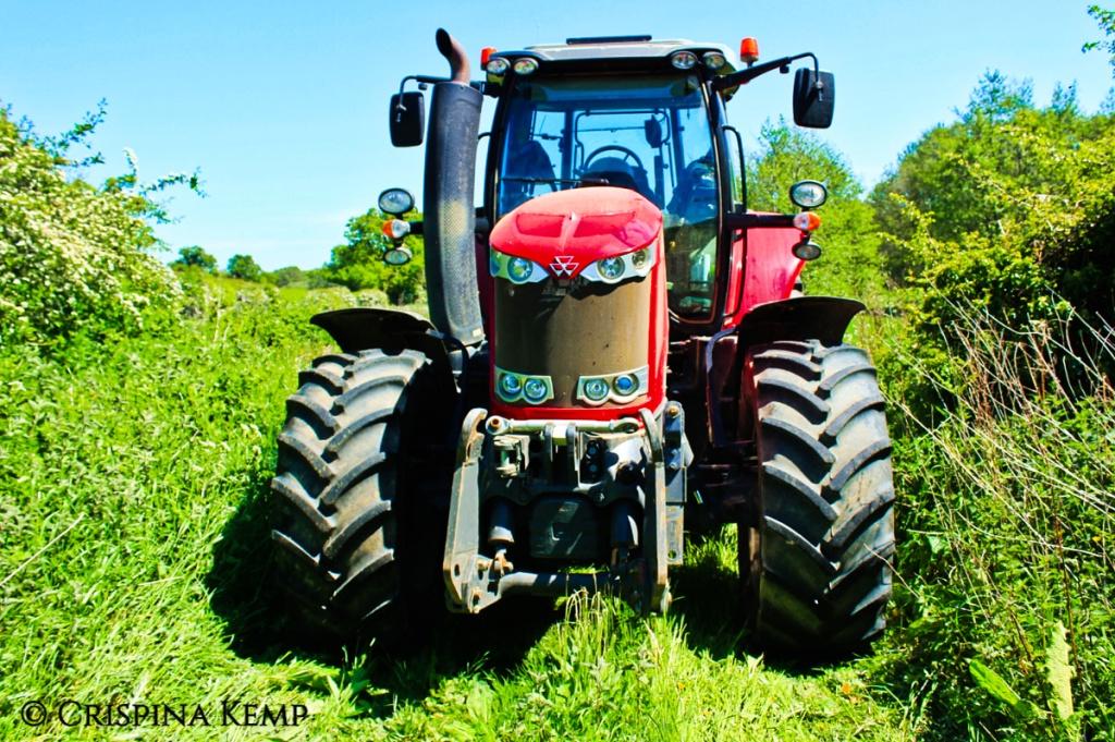 Atilla the tractor 1